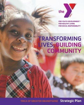 YMCA of Greater Brandywine Strategic Plan