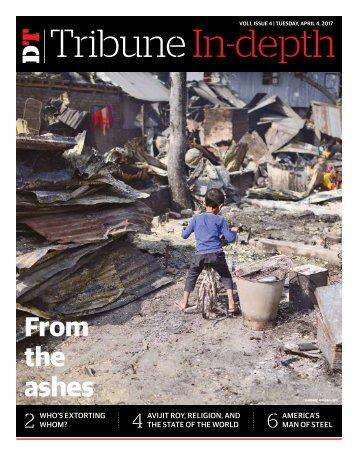 Tribune In-Depth (Vol 1 Issue 4)