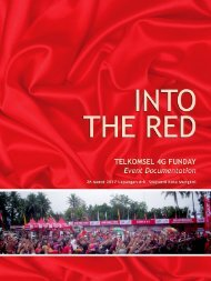 IN TO THE RED