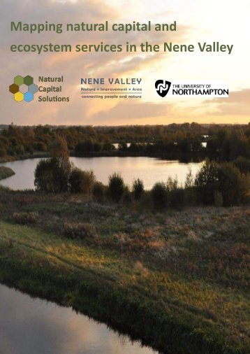 Mapping natural capital and ecosystem services in the Nene Valley