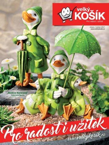 Velky Kosik - duben / kveten 2017
