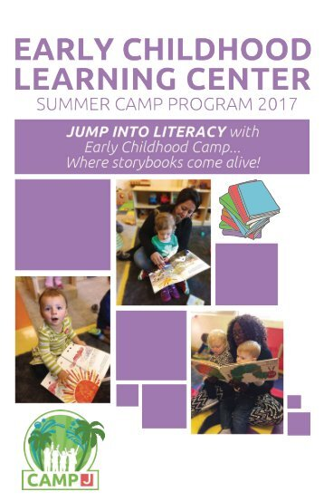 Rosen JCC - ECLC Summer Camp Program 2017 REVISED