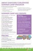 Rosen JCC - ECLC Summer Camp Program 2017 REVISED - Page 2