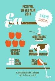 EVA 2014 (Pradell)