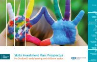 Skills Investment Plan Prospectus