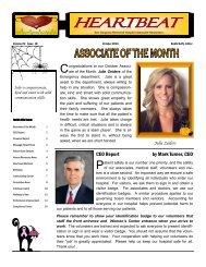 Associate Newsletter - October 2016