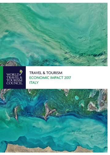 TRAVEL & TOURISM ECONOMIC IMPACT 2017 ITALY