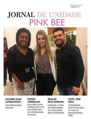 jornal PINK BEE_abril