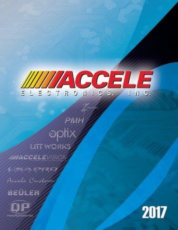 Accele Catalog 2017  L