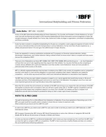 IBFF2