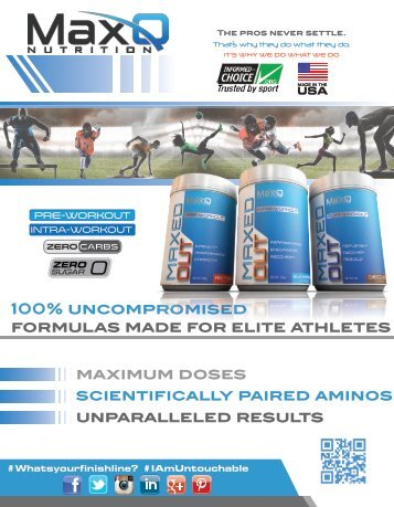 college_athletics_fitness_flyer_maxq_nutrition