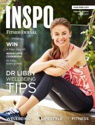 INSPO Fitness Journal April 2017