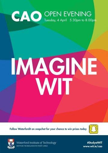 IMAGINE WIT