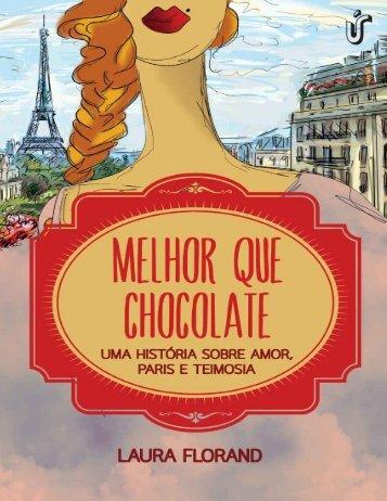 01 - Melhor que chocolate