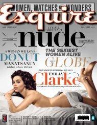 Esquire Thailand - December 2015