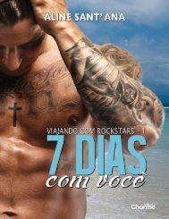 01 Viajando com Rockstar - 7 Dias com Você - Aline Sant'Ana
