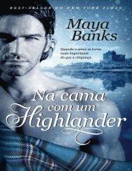 1  Na Cama com um Highlander - Maya BanKs