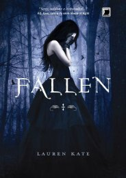 1)Fallen - Lauren Kate