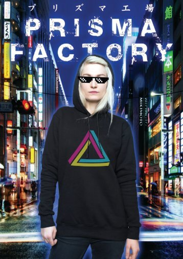 Prisma Factory - Catalogo Preview