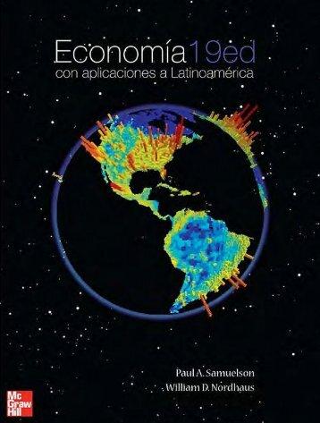 Economia Con Aplicaciones a Latinoamerica