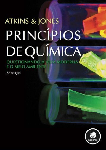 Livro Princípios de Química - Atkins&Jones
