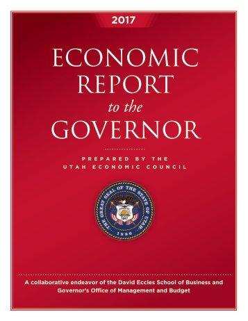 Economic Report Governor
