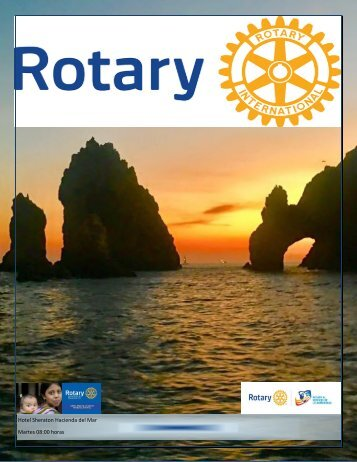 Revista Club Rotarios Los Cabos 01 Digital
