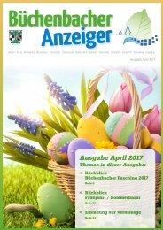 April 2017 - Büchenbacher Anzeiger