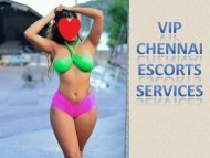 VIP Chennai escorts services