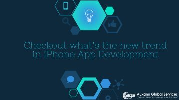 Know about Latest Technology in iPhone Application Development
