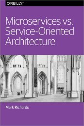 Microservices vs Service- Oriented Architecture