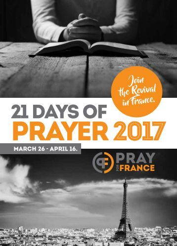 Prayer 2017