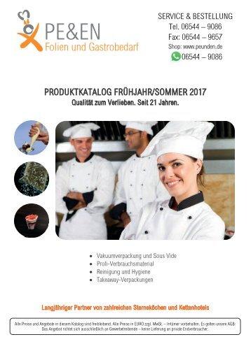 Katalog Frühjahr - Sommer 2017 Mail
