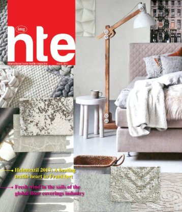 International Home Textile Magazine – March'17