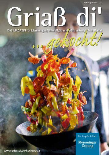 Griaß di`Kochbuch