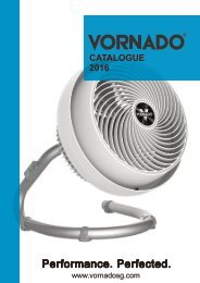 Vornado SG Catalogue
