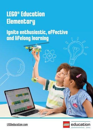 LEGO Catalogue Elementary 2017 EN - EducaTec AG