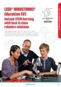 LEGO Catalogue Middle School 2017 EN - EducaTec AG  - Page 5
