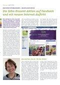 Mitteilungen – Neues von der Zehn-Prozent-Aktion, April 2017 - Page 6