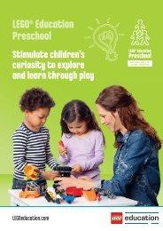 LEGO Catalogue Preschool 2017 EN - EducaTec AG