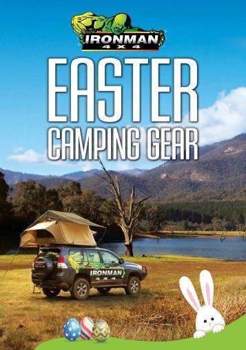 17 Easter Camping Brochure