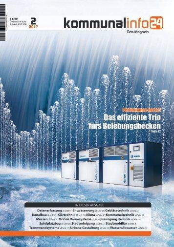 kommunalinfo24 - Das Magazin 2/2017