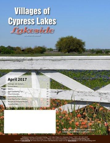 VCL Lakeside April 2017