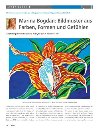 Bogdan Artikel Artprofil