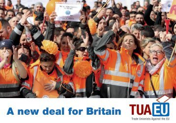 A new deal for Britain