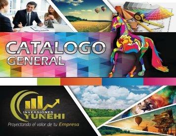 formato catalogo general 2 pdf