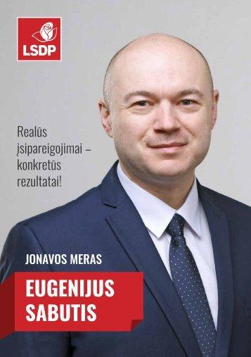 Eugenijus Sabutis