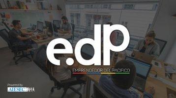 EdP l Sales Booklet