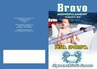Bravo Monofilament - Catalogo 2017