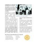 Revista Club Rotarios Los Cabos 01 Digital fondo blanco - Page 7